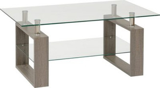 Milan Coffee Table-Grey