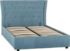 Camden Plus 4'6 Storage Bed-Blue