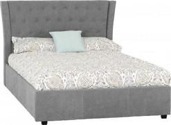 Camden 4'6 Bed-Grey