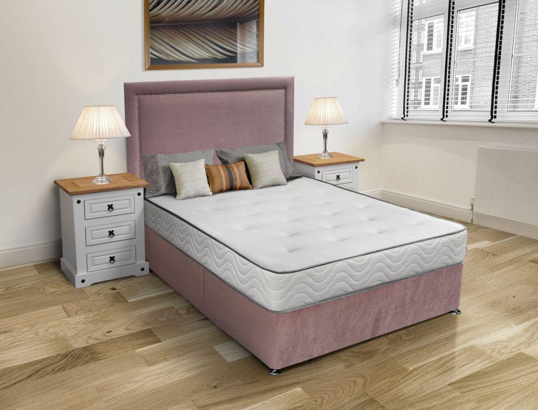 Isabella 5 Divan Headboard Ideal Furniture
