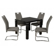 Clarus Black Dining Table
