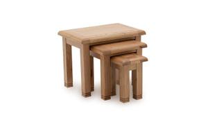 Edmonton Nest of Tables-Set of Three