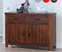 Andorra 2 Door Sideboard