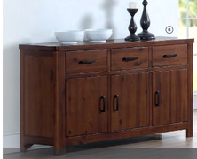 Andorra 3 Door Sideboard