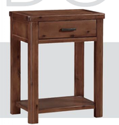Andorra 1 Drawer Console Table