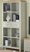 Andorra Painted Tall Bookcase