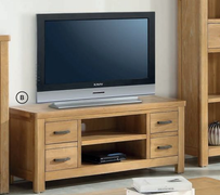 Andorra Washed Oak TV Unit