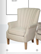 Bexley Armchair-Beige