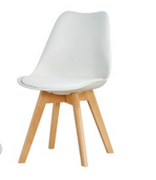 Baxter Dining Chair-White