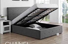 Chanel 4'6 Ottoman