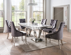 Arturo Dining Table (160 cm)