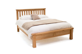 Breeze 6' Bed-Low Footboard
