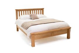 Breeze 4'6 Bed-Low Footboard