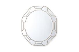 Rosa Mirror Round