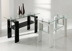 Calico Console Table-Black