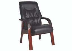Jacob Fireside Chair-Black