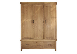 Hampshire Wardrobe- 3 Door