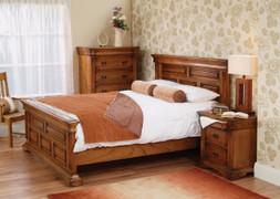 Valentino 4'6 Bed.