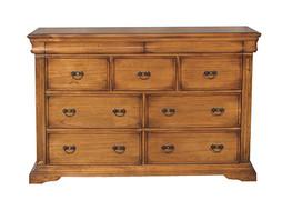 Valentino Dresser Chest-9 Drawer