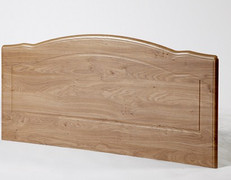 Mya Oak 4ft6 Headboard The natural beauty of oak