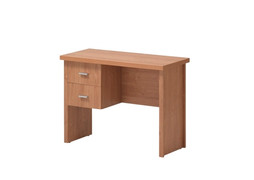 Oscar Desk- 2 Drawer (100cm)