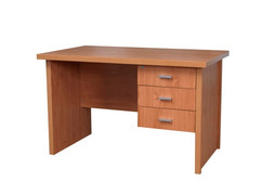 Oscar Desk-3 Drawer (120cm)