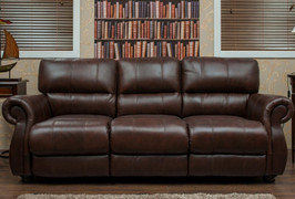 Ascot 3 Seater-Chestnut (Not Pictured)