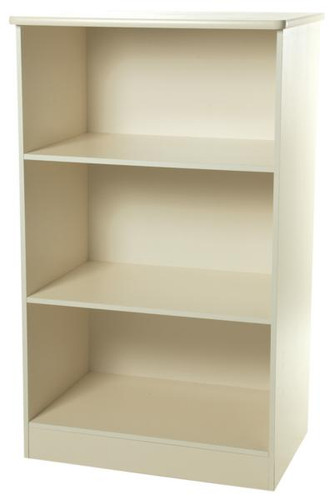 Avimore Small Bookcase The warm complete magnolia look is elegantly stylish and will bring a class look to any home this prudoct comes  fully assembled