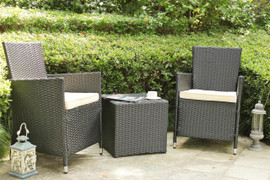Ellis 3 Piece Lounge Set