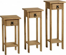 Corona Plant Stands ( Set of 3)