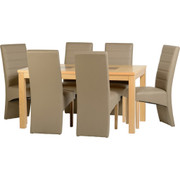 Wexford 59'' Dining Set with G5 Chairs