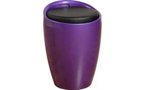Wizard Purple Storage Stool
