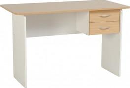 Jenny 2 Drawer Study Desk- Beech