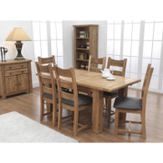 Danube Extending Dining Set With Chairs (140-180 cm)