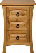 Tuscany 3 Drawer Locker