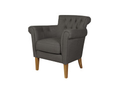 Finchley Armchair-Charcoal