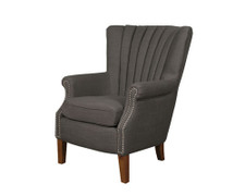 Stratford Armchair-Charcoal
