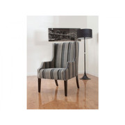 Hannah Armchair-Striped