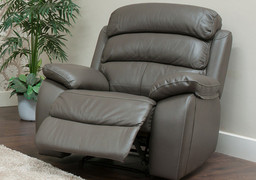 Stylish and comfortable with a full leather cover, the Picasso range encompasses ones need for enjoyable living. This Recliner range is one of the highest quality available.