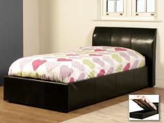 Corsica Black 3' Bed