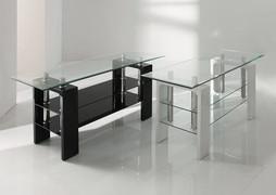 Calico TV Stand-Black