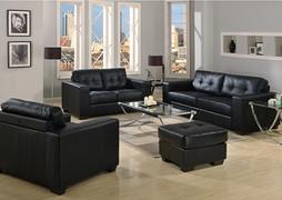 Gemona 3+1+1 Seaters-Black