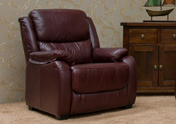 PARKER ONE SEATER FIXED CHAIR