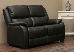 Parker 3 +2 Seater-Black