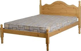 Sol 4'6'' Bed