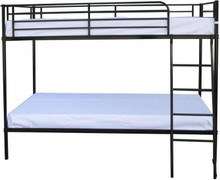 Brandon 3' Bunk Bed-Black