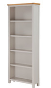 Hartford Painted Oak Tall Bookcase