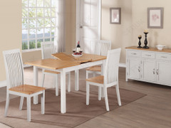 Hartford Painted Oak 4' Extension Table