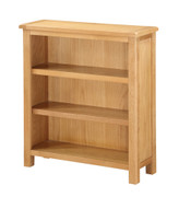 Empire Oak Low Bookcase