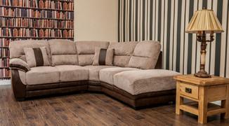 Nexus Corner Suite-Brown
